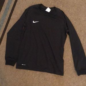 Nike goalie shirt DriFit youth medium